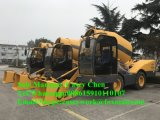Тележка смесителя цемента Hongyuan 3.5cbm сбывания строительного оборудования горячая конкретная для сбывания