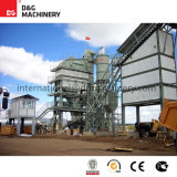 El PCT del Ce de la ISO certificó el equipo de planta de mezcla del asfalto de 160 t/h