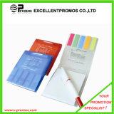 Promotion Note adhésive coloré avec couvercle PP (EP-N2251)