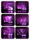 音楽ダンスの浮遊噴水