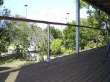 Sistema di inferriata del cavo dell'acciaio inossidabile di alta qualità/balaustra del collegare per il balcone