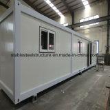 20FT Huis van de Container van het Pak van de Structuur van het staal het Vlakke voor Verkoop