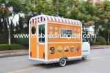 판매를 위한 더 좋은 품질을%s 가진 전기 음식 세발자전거 음식 트럭