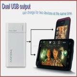 Nouveau portable 15600mAh Banque d'alimentation/Banque d'alimentation mobile/15600mAh alimentation chargeur/alimentation de secours mobile