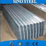 150G/M2 galvanizzato/strato d'acciaio ondulato tetto del galvalume
