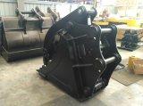 Hydraulisches Wannen-Schelle-Wannen-Zupacken für Exkavator Jcb-Js200