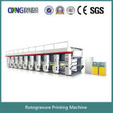 Computergesteuerte Farbregister-Zylindertiefdruck-Druckerei