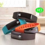 M3 sec de bracelet de traqueur de santé de Pedometer de sport d'activité