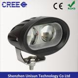 riflettore blu di sicurezza del CREE LED Folklift di 3inch 12V 10W