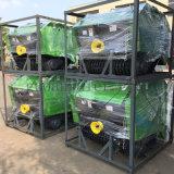 Ce della paglia del frumento dell'erba del raccolto del fieno che impacchetta la mini macchina automatica di Bander