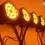 Qualität 18*15W 6in1 LED NENNWERT Licht/Wäsche-Licht