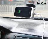 Стандарт Qi заряжателя автомобиля самого нового мобильного телефона конструкции беспроволочный на iPhone 8