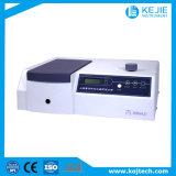 Spectrophotomètre visible / Spectrophotomètre UV / Instrument de laboratoire / Équipement de laboratoire