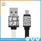 Téléphone portable personnalisé chargement micro USB câble de données