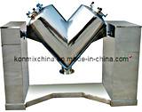 Mezclador de la forma de V para el polvo de mezcla con Granula, partículas