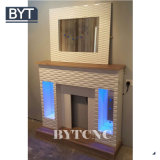 Machine fiable de laminage de porte de PVC de Bytcnc