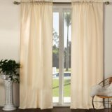 Windows Curtain, Shower Curtain, Fine Raw Material, 48X96  C1012