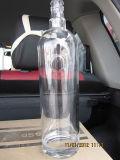 Bottiglia di vetro del vino, bottiglia della vodka