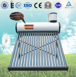 Système solaire de tube électronique de bobine de cuivre