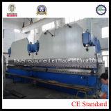 Lâmpada de CNC pole e pólo máquina dobradeira hidráulica máquina de dobragem de rua em tandem 2 NÓS67K-500X7000