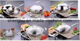 18/10 Wok Cookware нержавеющей стали китайских варя сковороду (SX-WO32-1)