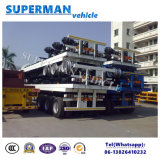40FT Aanhangwagen van de Vrachtwagen van de Lading van de Container van Utiliy Flatbed voor Verkoop