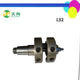 Двигатель дизеля Changzhou L32 32HP разделяет кривошин для сбывания