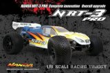 1/8 Truggy de emballage (PRO version de kit)