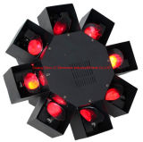 حارّ [120بكس] [رغب] [لد] أخطبوط حزمة موجية [ليغت/دج] تأثير ضوء