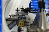 2500mm 80 toneladas de freio da imprensa hidráulica com dobra de 4mm