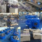 최고 중국 제조자 수평한 샤프트 나선형 90 도 정각 감소 변속기