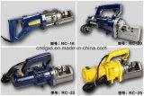携帯用油圧電気Rebarの切削工具