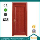 ガラスが付いているMelamine/PVCの合成の固体コア木製のドア