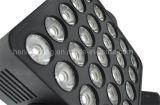 25 DJのためのヘッド12W運動照明RGBW 4in1 LED移動ヘッドマトリックスの効果