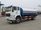 Litros 371 del HP del combustible 30000 de HOWO de carro del tanque