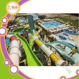 Het grote Park van het Water van het Spel van Aqua van het Spel van het Water van de Glasvezel van de Pret
