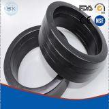 L'imballaggio a forma di V di gomma flessibile imposta le guarnizioni rotative standard dell'asta cilindrica