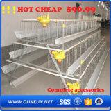 Cage de poulet en plastique de haute qualité à vendre