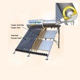 chauffe-eau solaire pressurisé distincts