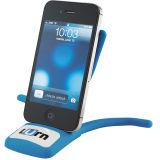 Funny portátil promocional soporte de teléfono móvil de forma segura