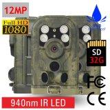 De in het groot 12MP Camera Van uitstekende kwaliteit van de Sleep van de Jacht van de Resolutie Waterdichte Digitale