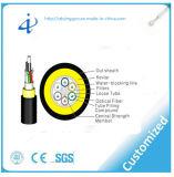 Antenne autoportant All-Dielectric ADSS Câble à fibres optiques avec le plus grand de 1000 mètres Span
