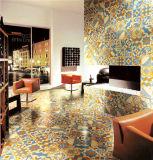 telha cerâmica artística colorida de 300*300mm para a sala de jantar