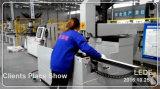 Copiar la fresadora del ranurador para los orificios de la ventana de aluminio y de la puerta, el moler del surco