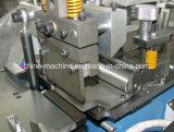 Het automatische Ultrasone Knipsel van het Etiket en het Vouwen van Machine