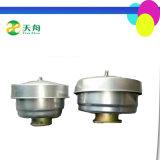 Un filtro de aire más barato del papel del doblez S195 para las piezas del vehículo de la ingeniería del excavador del alimentador