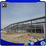 Estructuras del marco de acero de la luz de los edificios del metal usadas para el almacén, taller