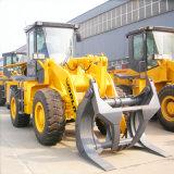 中国は130HPディーゼル機関を搭載する車輪のローダーを作った(W136)
