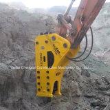 Soosan Sb 50 Type côté Disjoncteur du marteau hydraulique pour la construction de machines de construction