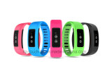 Le bracelet intelligent de Bluetooth de traqueur de forme physique de mode avec IP56 imperméabilisent H6